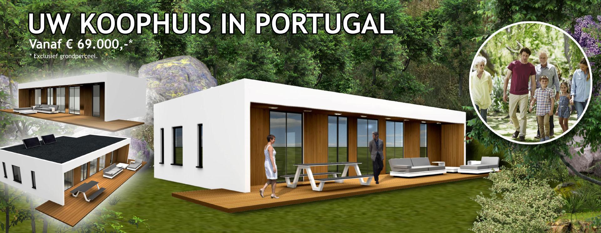 Bent u geïnteresseerd in een bijzonder betaalbare woning om comfortabel en relaxed te leven in het groenste gedeelte van Portugal?