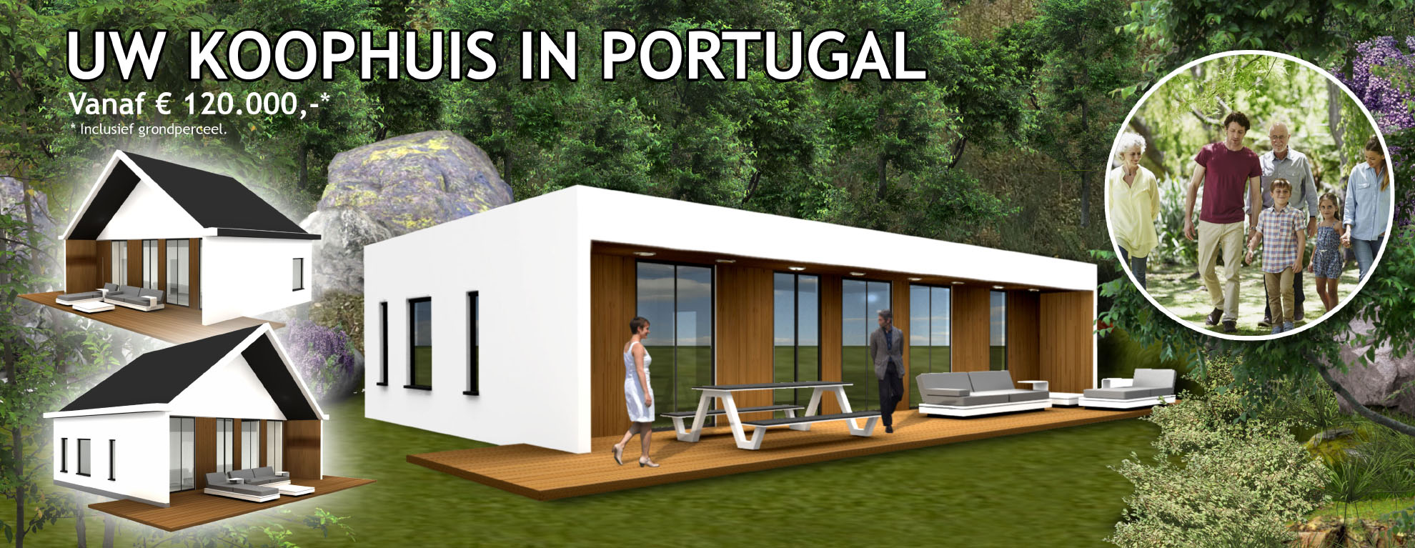 What about Easy Living Portugal in the north of Portugal?
