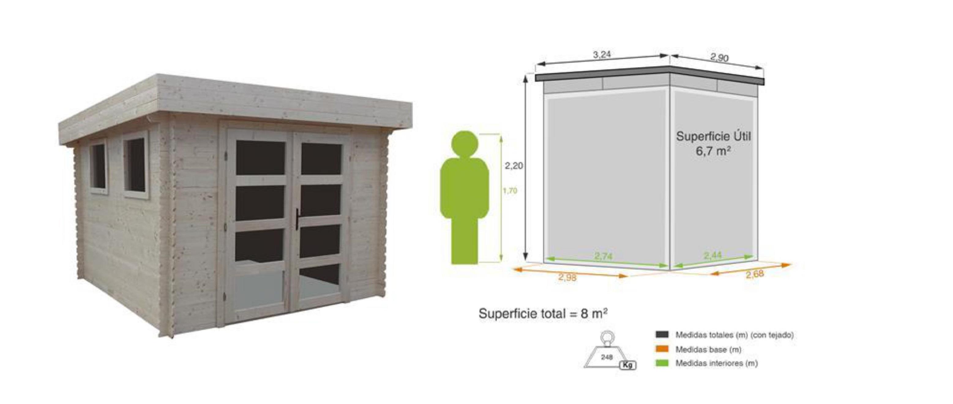 Tuinhuis is bij het grote huis van 136 m2 met A+ isolatie inclusief