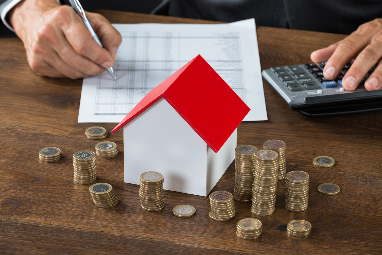 voordelige kavelreservering, lage aankoop belasting, 4% spaarrente