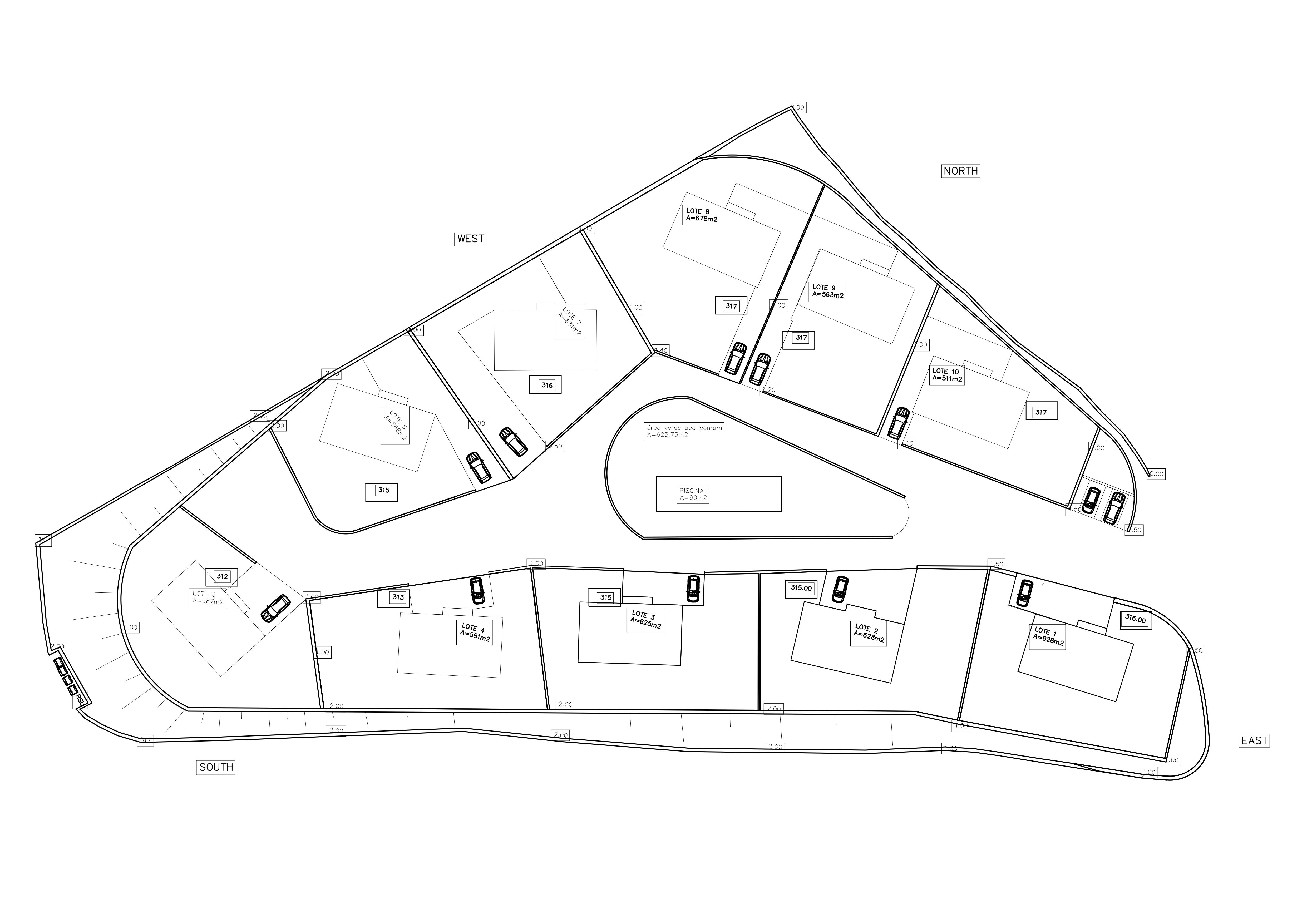 Vernieuwd grondplan, 10 huizen met nog meer Ruimtelijkheid!
