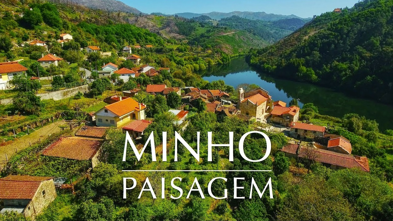 Over de streek Minho in Portugal waar het Easy Living Portugal woonproject gevestigd is