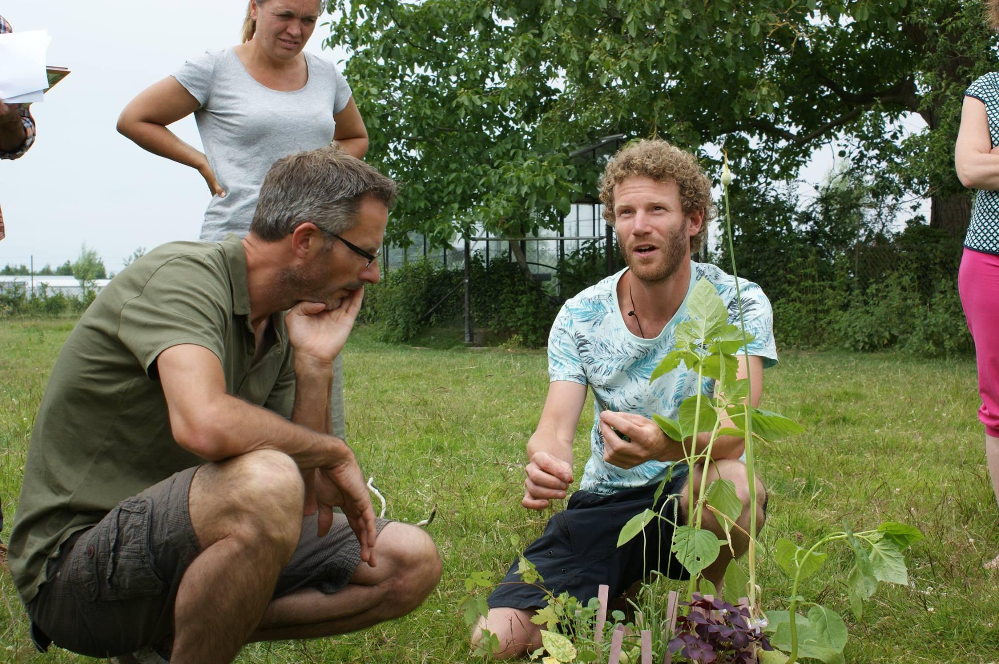 Grondstuk Permacultuur gereserveerd, aankoop juni 2022.