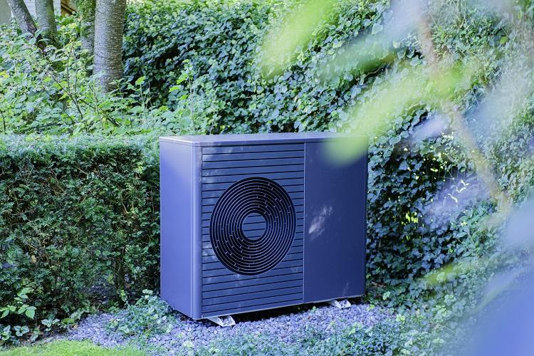 Verwarmen en Koelen met 75% besparing.