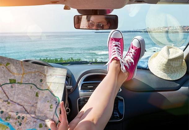 Veilig met de auto Naar Easy Living Portugal