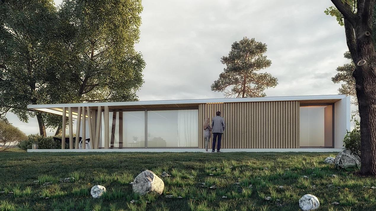 Nature Houses met Prive Zwembad