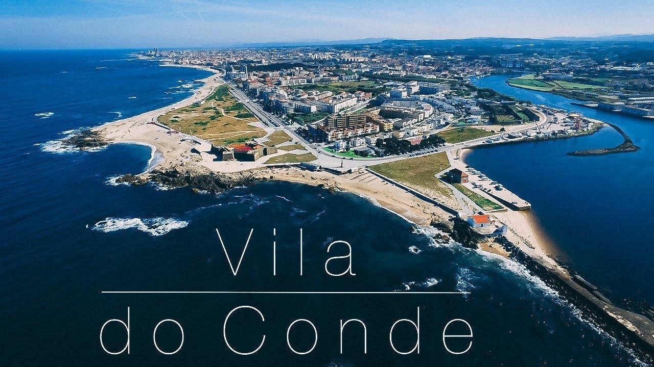 Over Vila do Conde